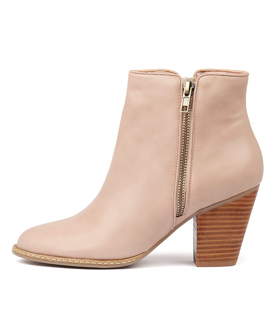 Buy I Love Billy Capitol Blush Ankle Boots online with free shipping
