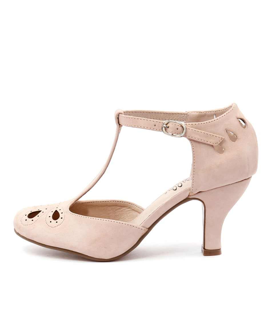 I Love Billy Marie Blush Shoes