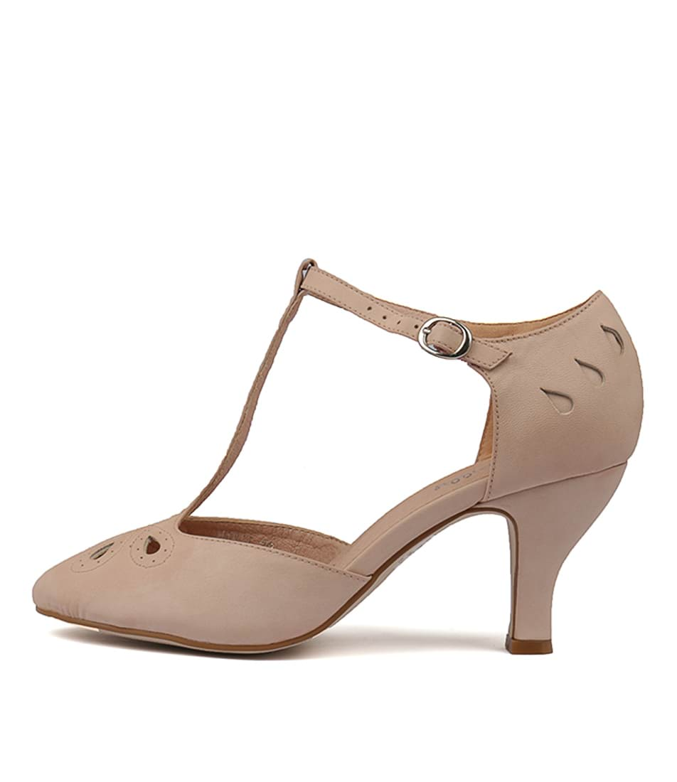 Buy I Love Billy Marie Blush High Heels online with free shipping
