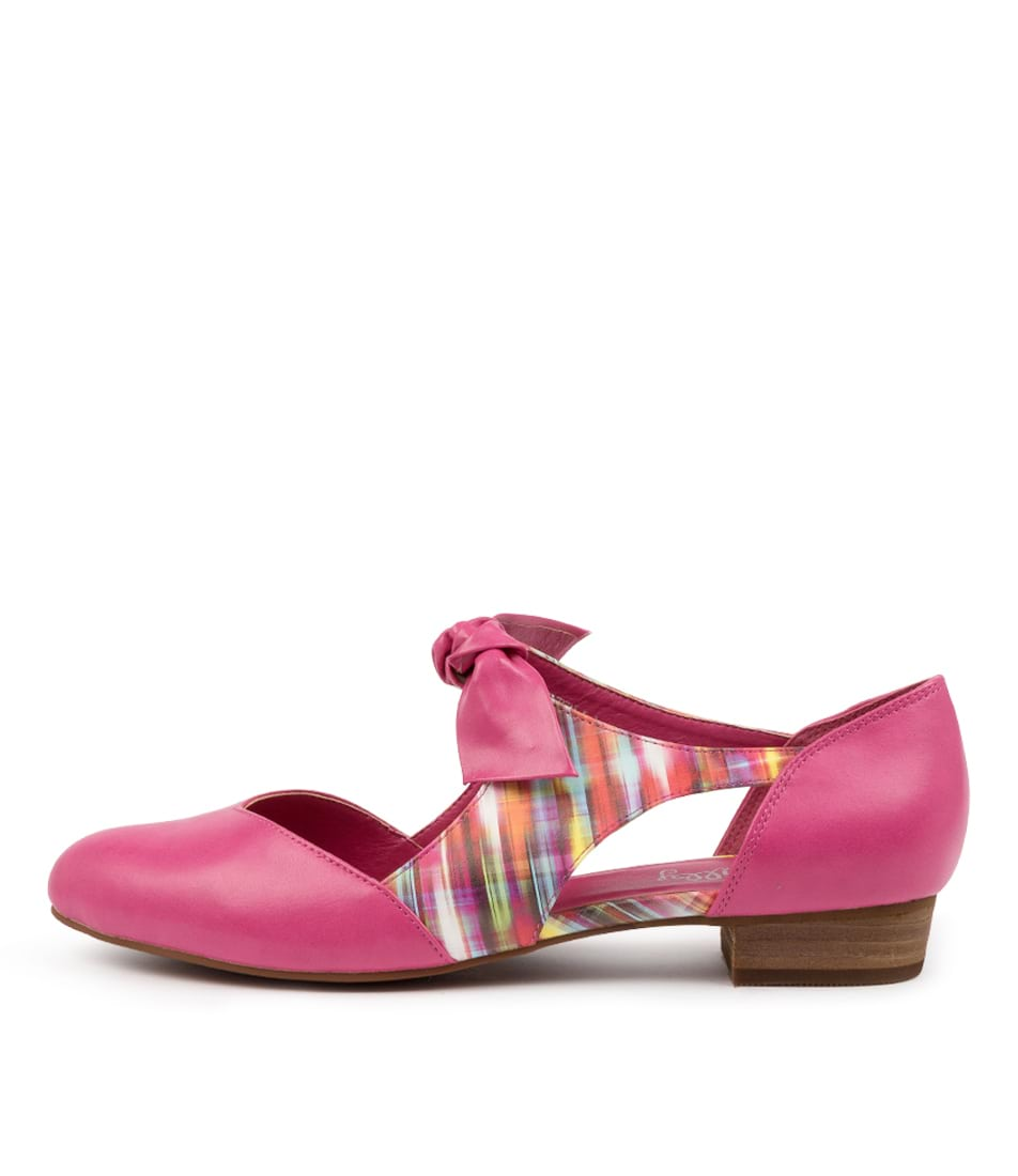 Buy I Love Billy Estella Pink Pink & Bright Flats online with free shipping