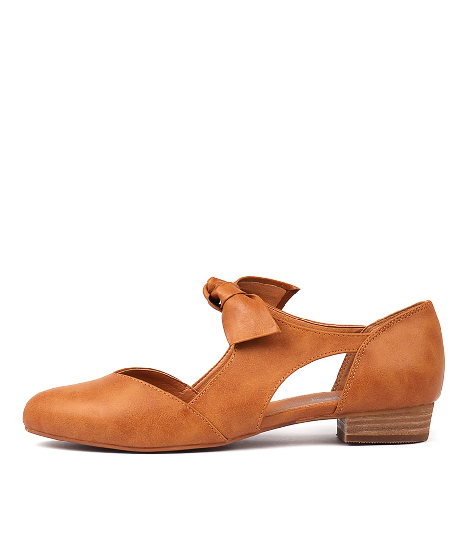 Buy I Love Billy Estella Tan Tan Flats online with free shipping