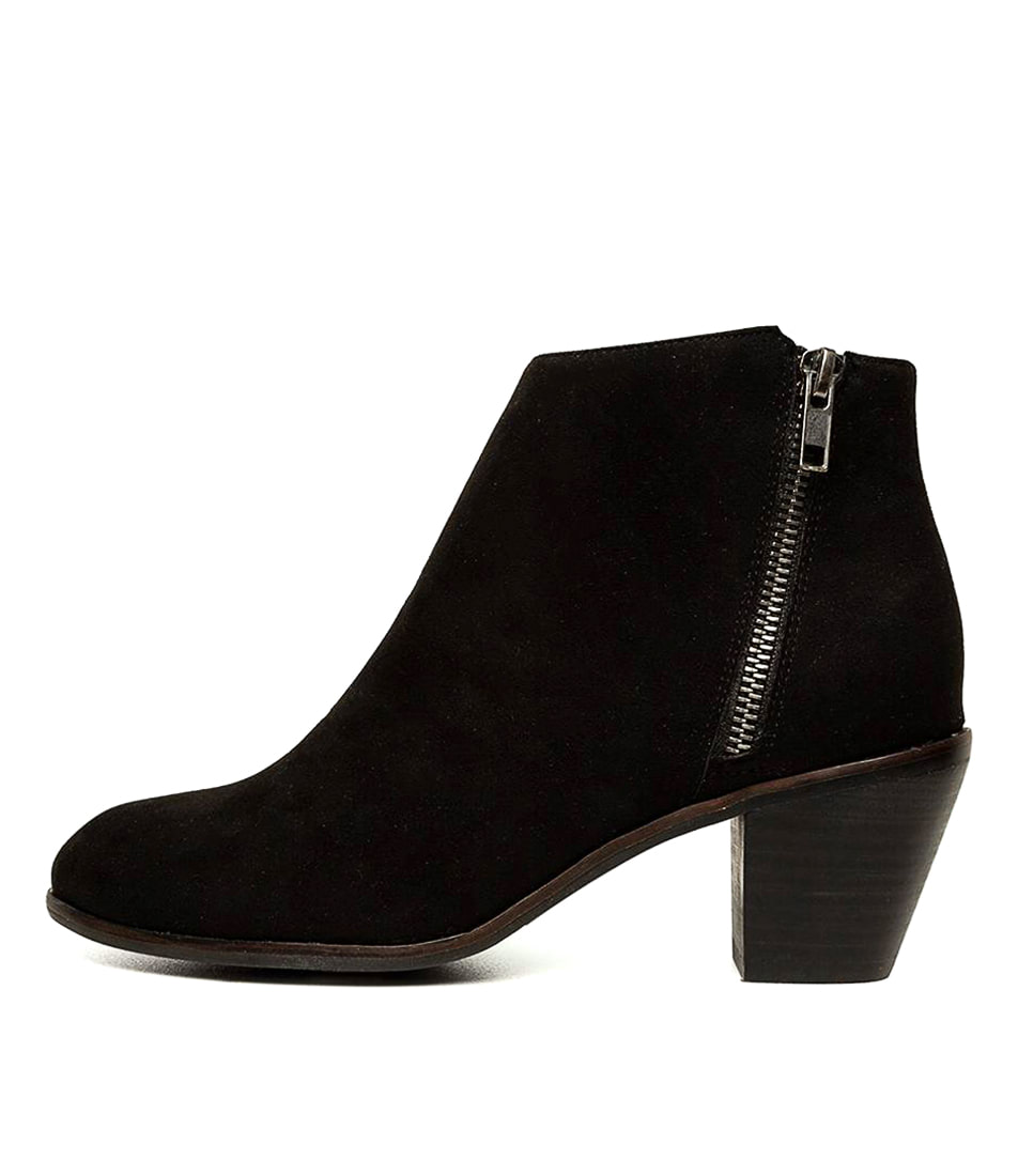 Buy I Love Billy Nolo Black Ankle Boots online with free shipping