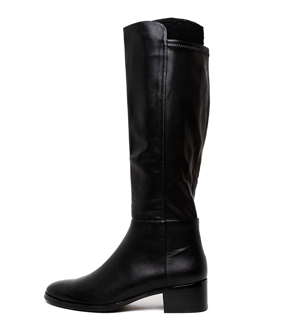 Buy I Love Billy Telli Black Long Boots online with free shipping