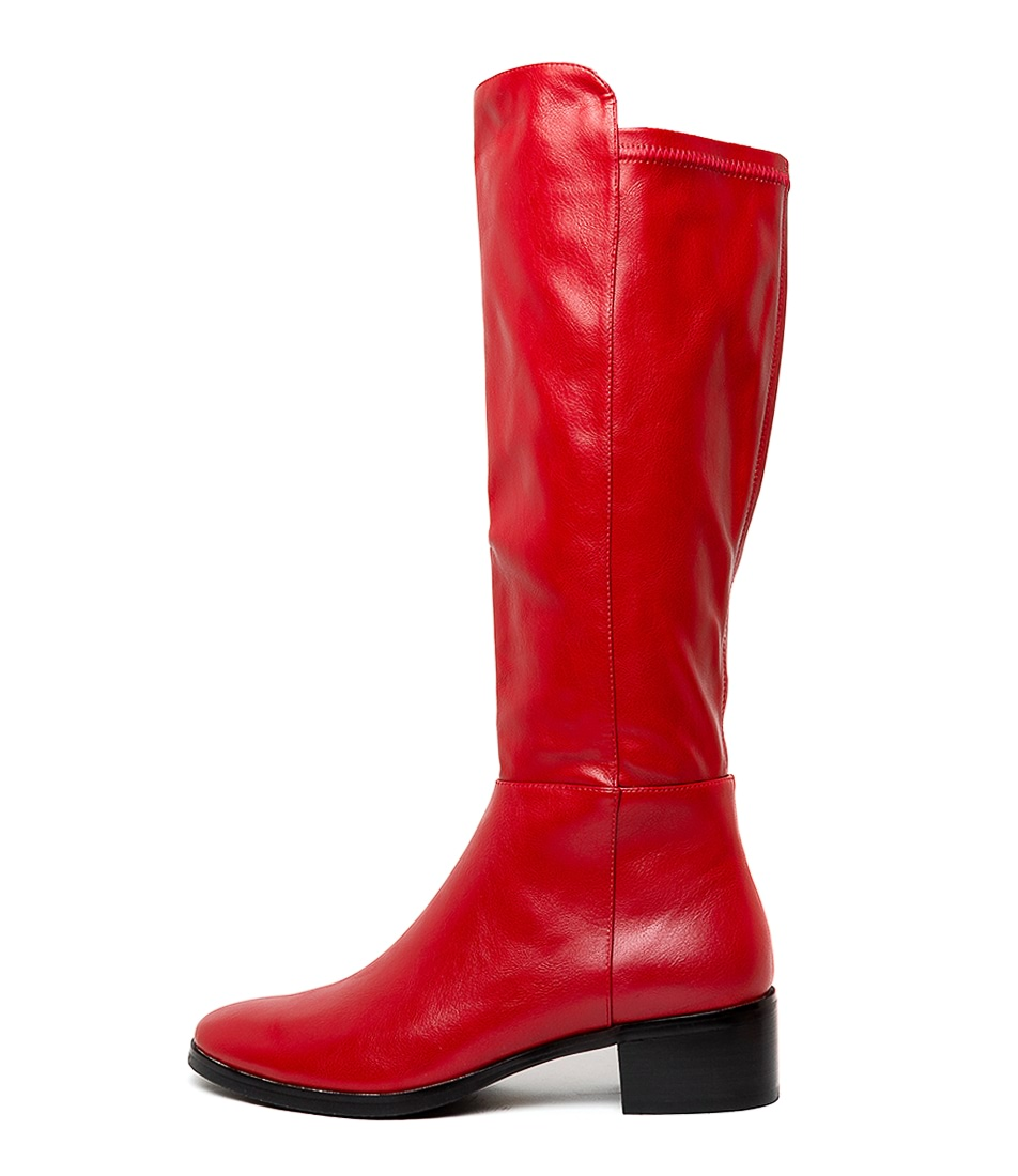 Buy I Love Billy Telli Cherry Cherry Long Boots online with free shipping