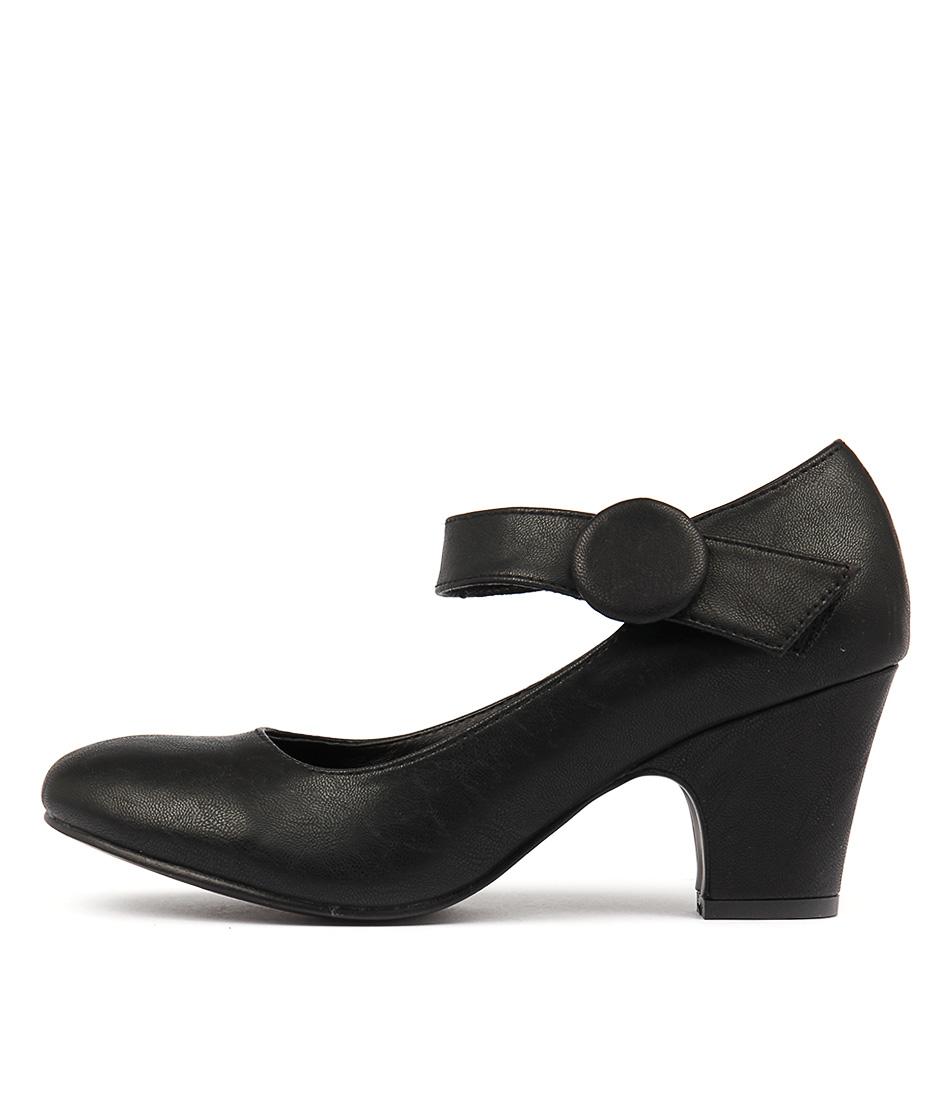 buy I Love Billy Sharik Black Heeled Shoes shop I Love Billy  online