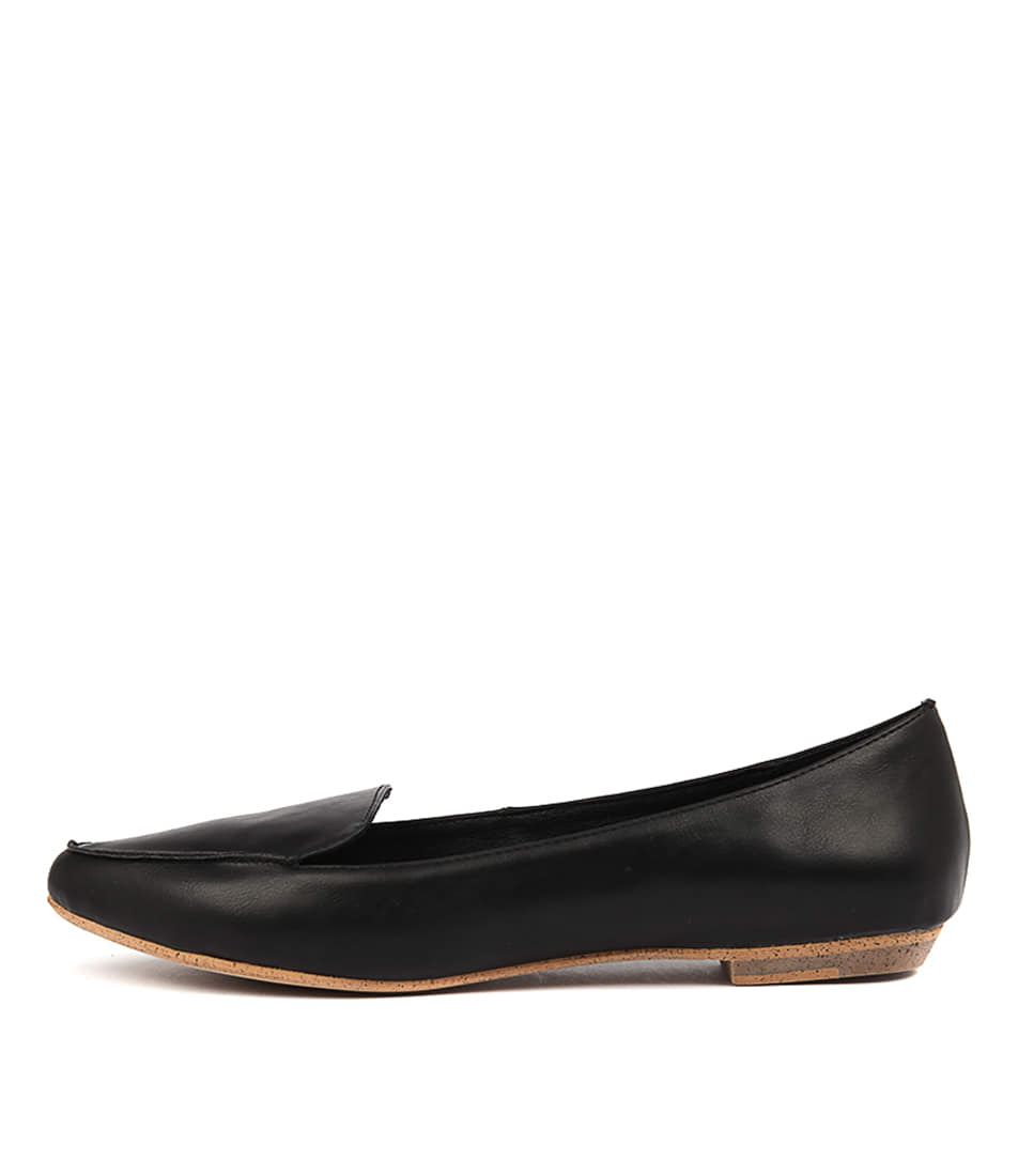 Buy I Love Billy Breane Black Flats online with free shipping