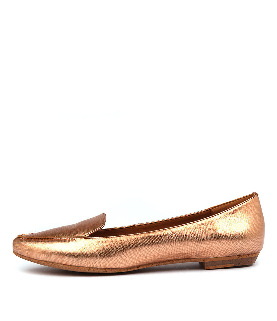 I Love Billy Breane Copper Flat Shoes