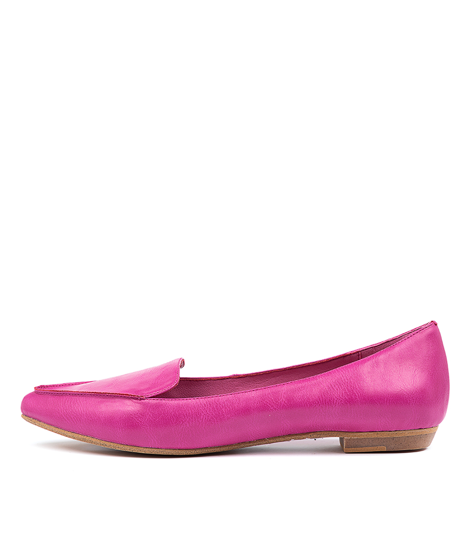 Buy I Love Billy Breane Fuchsia Flats online with free shipping