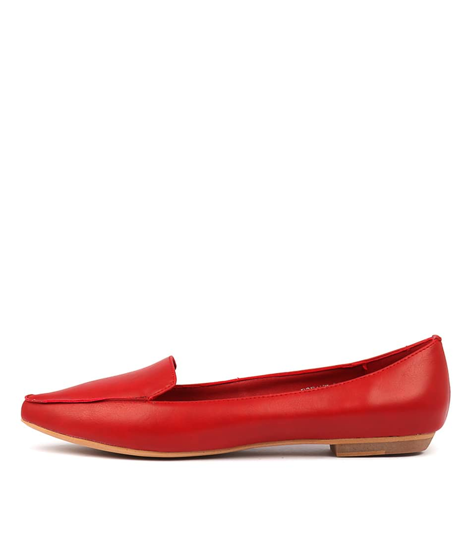 Buy I Love Billy Breane Cherry Flats online with free shipping