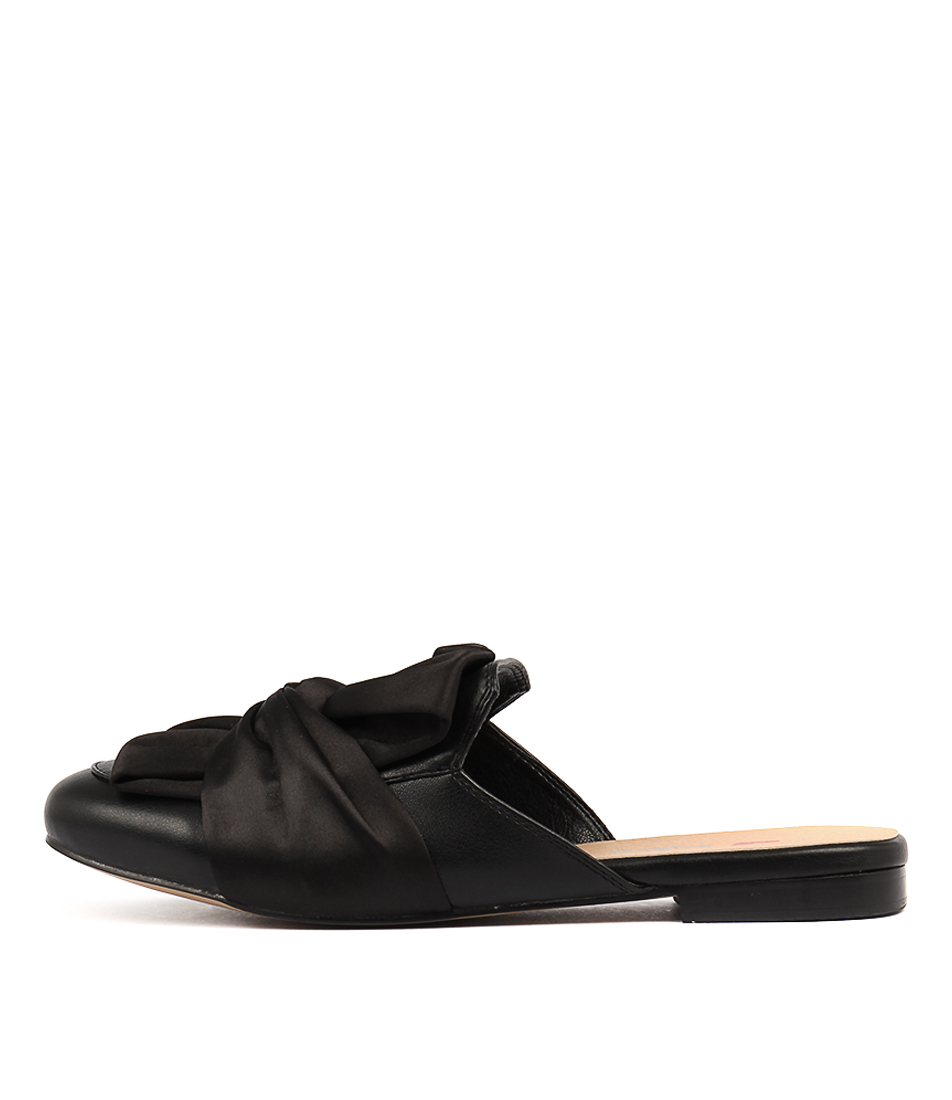 Photo of I Love Billy Gabrino Black Flats womens shoes