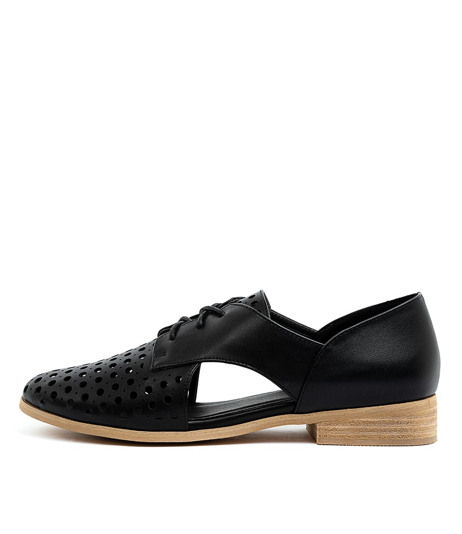 Buy I Love Billy Quietly Black Flats online with free shipping