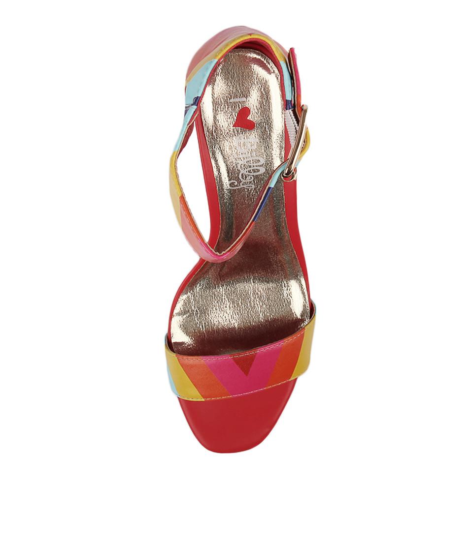 New-I-Love-Billy-Nilla-Womens-Shoes-Dress-Sandals-Heeled thumbnail 5