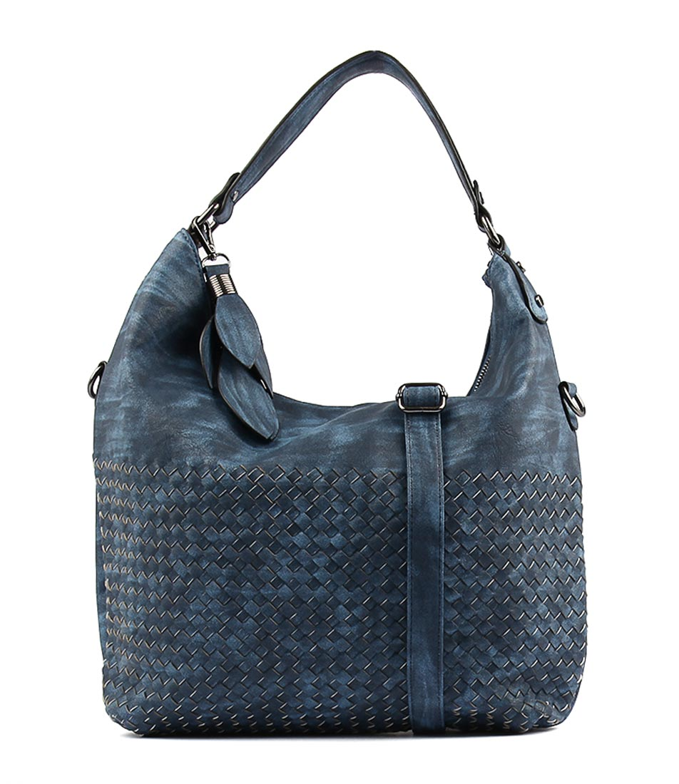 I Love Billy 0282 Navy Tote Bags
