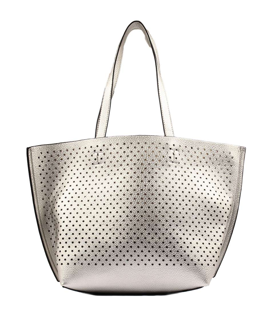 I Love Billy A93 Silver Bags Tote Bags