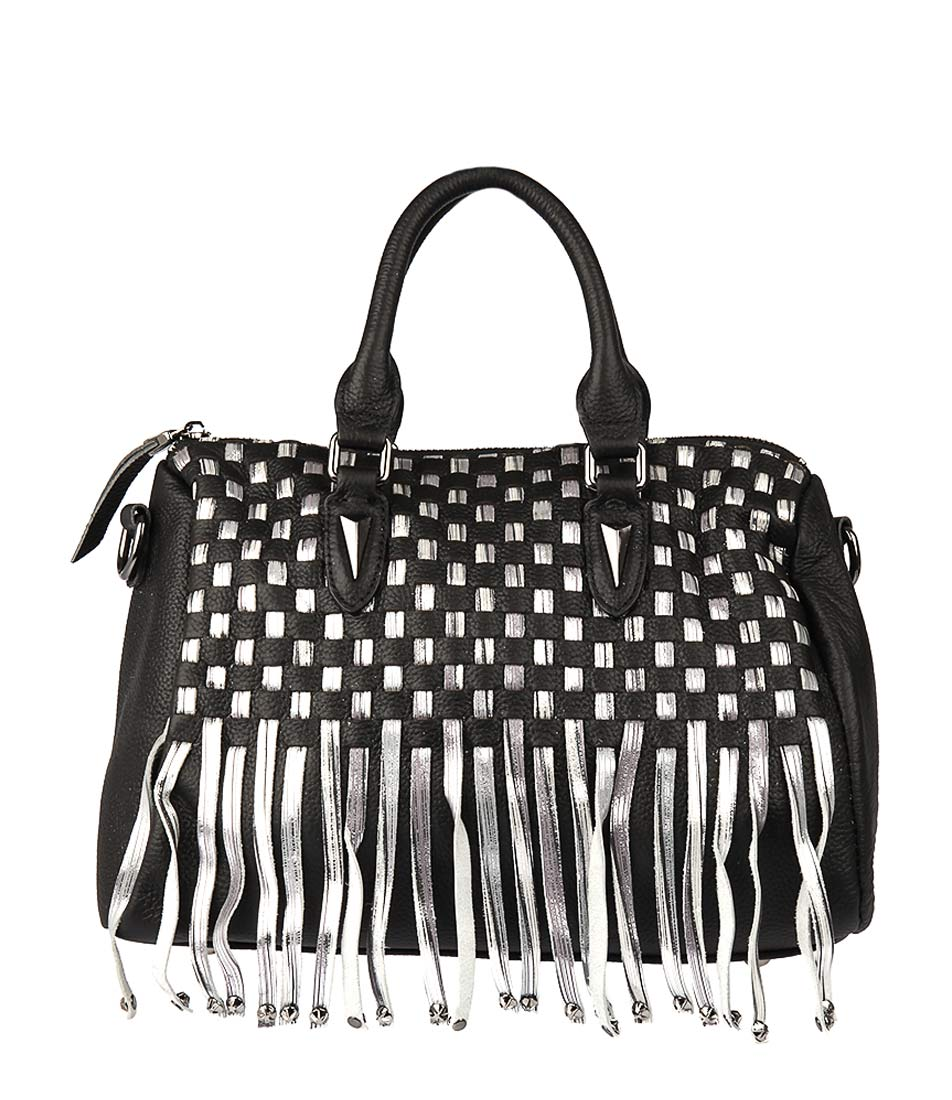 I Love Billy B36 Black Handbag