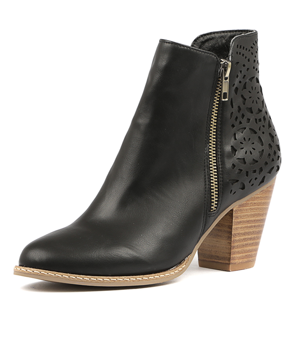 New-I-Love-Billy-Creed-Womens-Shoes-Casual-Boots-Ankle thumbnail 7