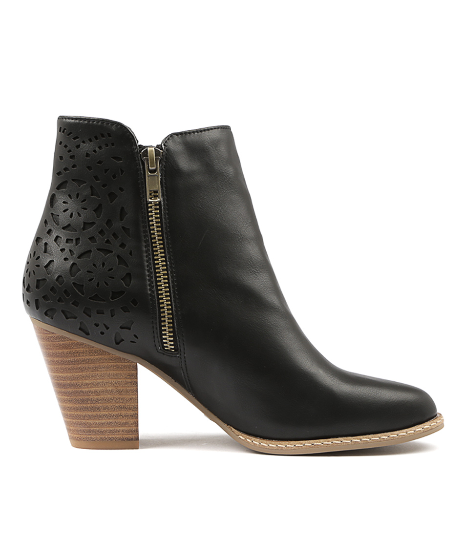 New-I-Love-Billy-Creed-Womens-Shoes-Casual-Boots-Ankle thumbnail 9