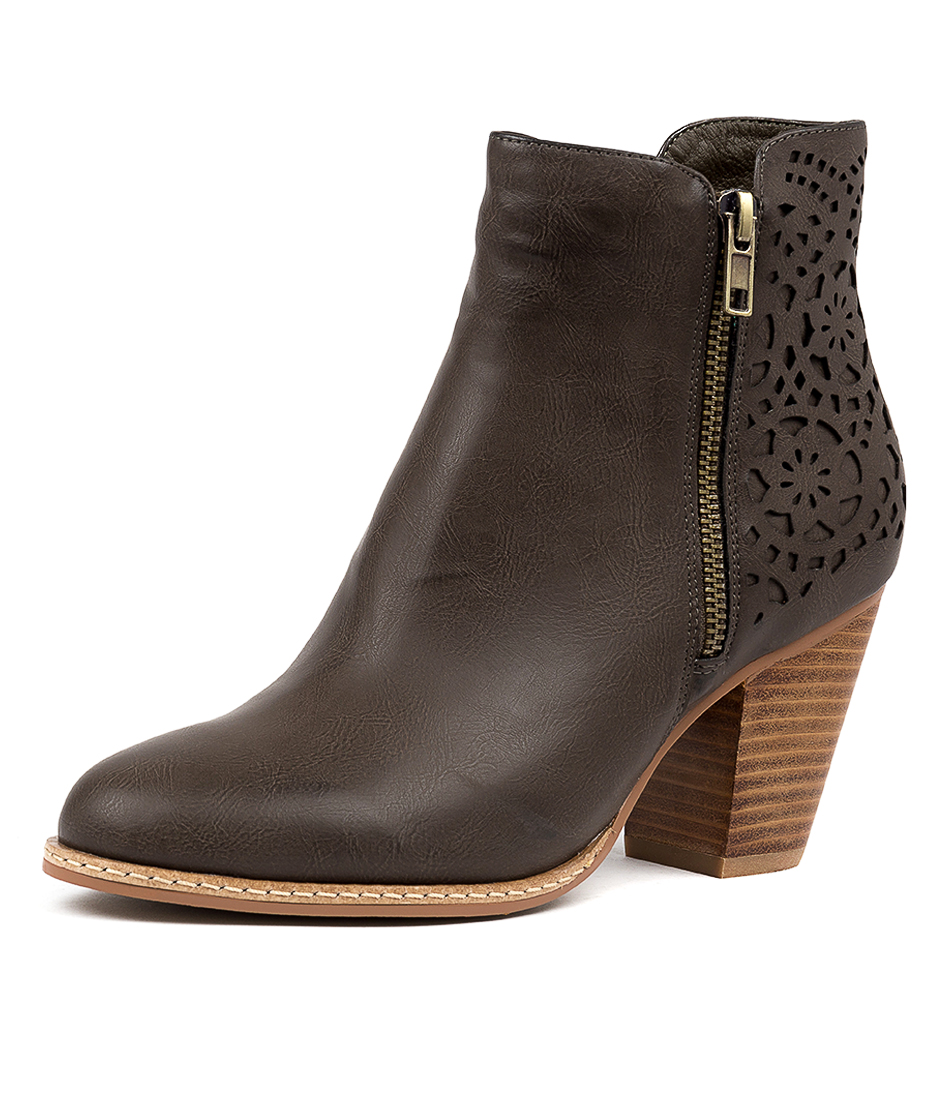 New-I-Love-Billy-Creed-Womens-Shoes-Casual-Boots-Ankle thumbnail 17