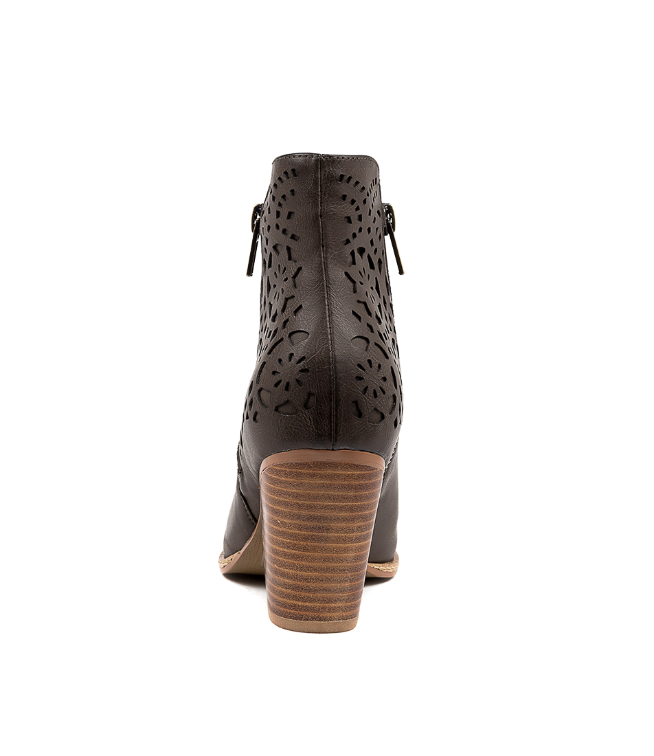 New-I-Love-Billy-Creed-Womens-Shoes-Casual-Boots-Ankle thumbnail 18