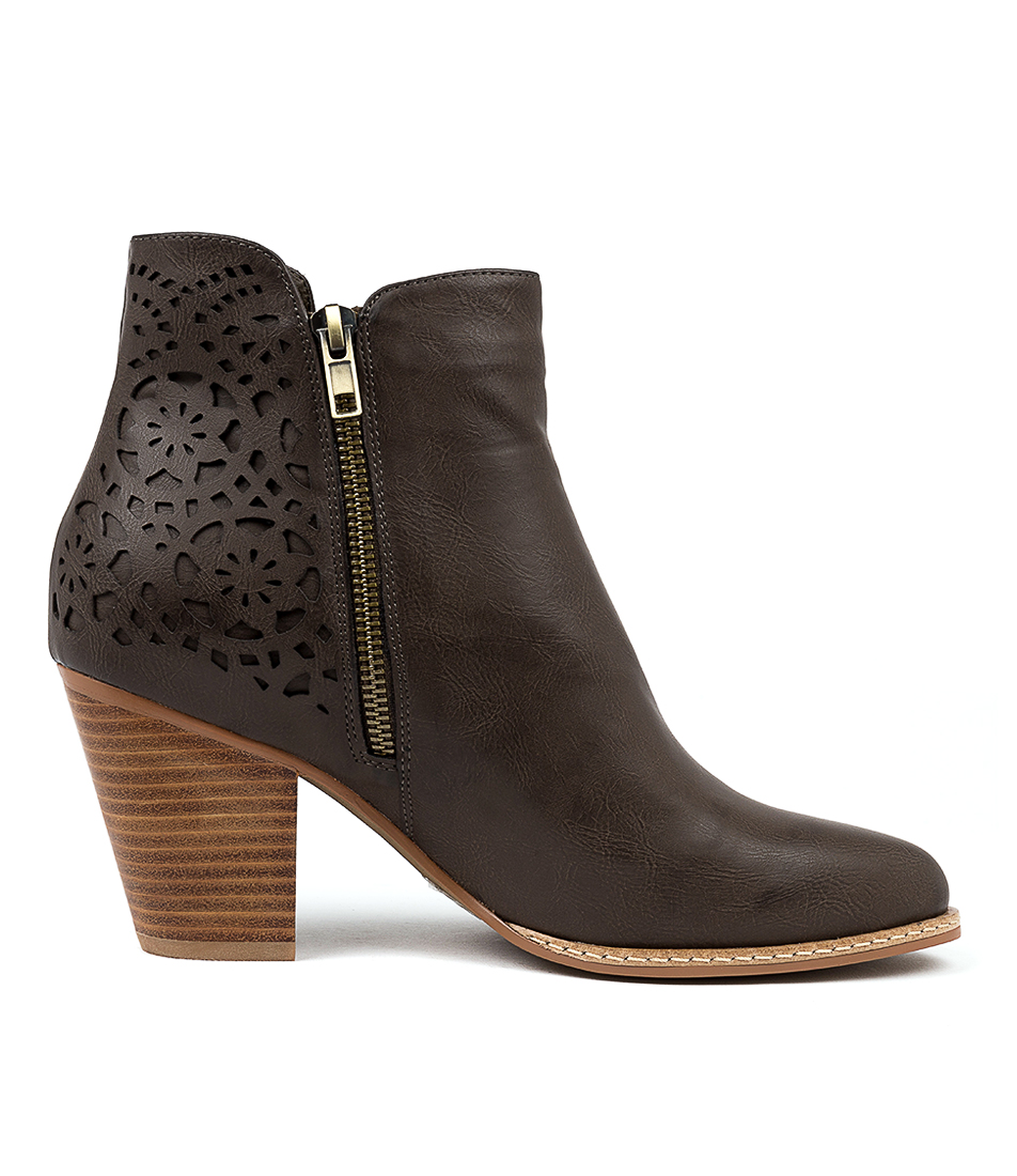 New-I-Love-Billy-Creed-Womens-Shoes-Casual-Boots-Ankle thumbnail 19