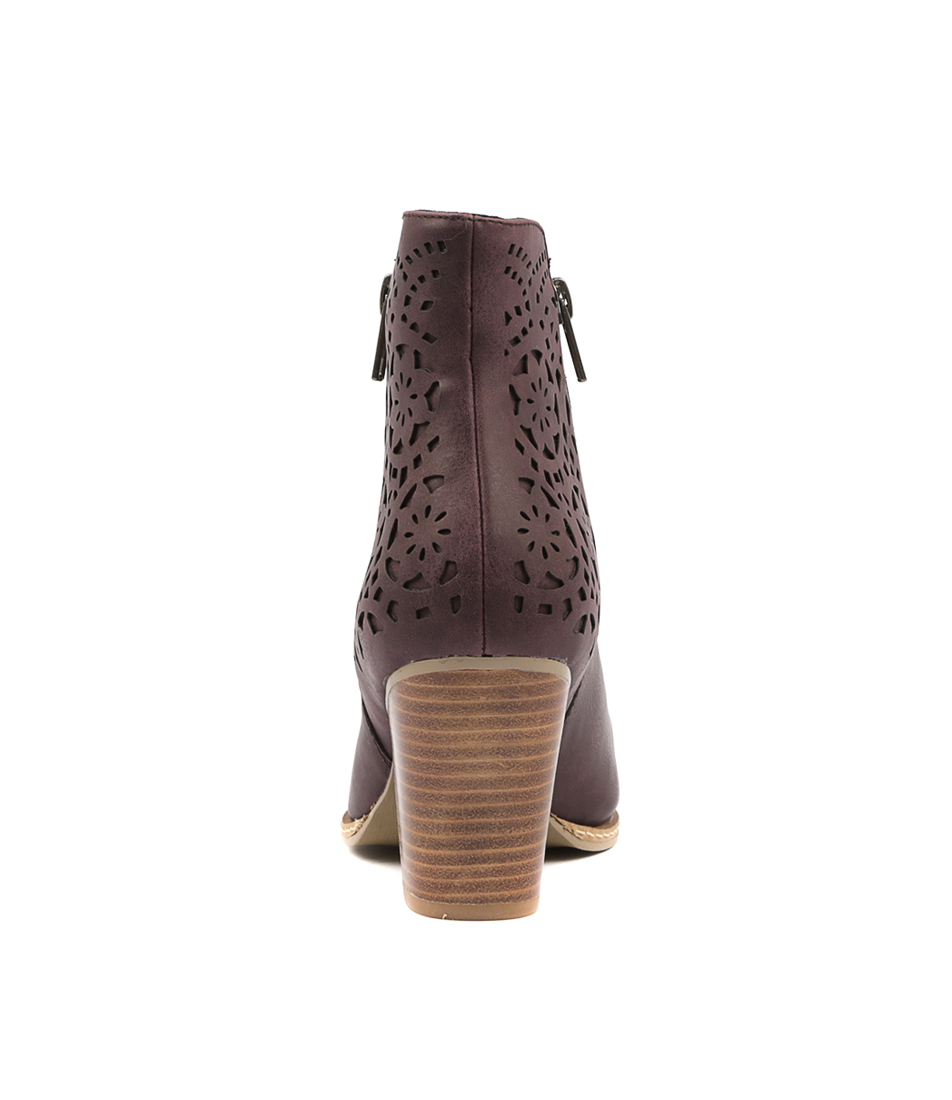 New-I-Love-Billy-Creed-Womens-Shoes-Casual-Boots-Ankle thumbnail 3