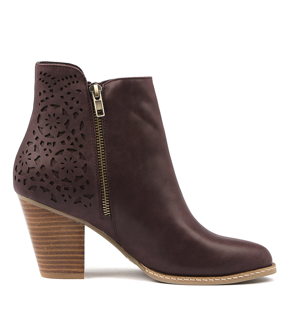 New-I-Love-Billy-Creed-Womens-Shoes-Casual-Boots-Ankle thumbnail 4