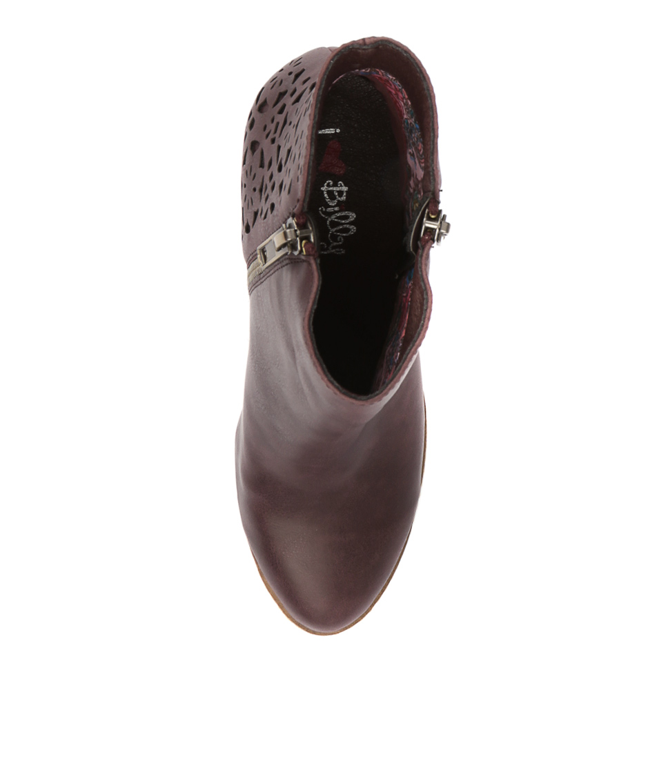 New-I-Love-Billy-Creed-Womens-Shoes-Casual-Boots-Ankle thumbnail 5