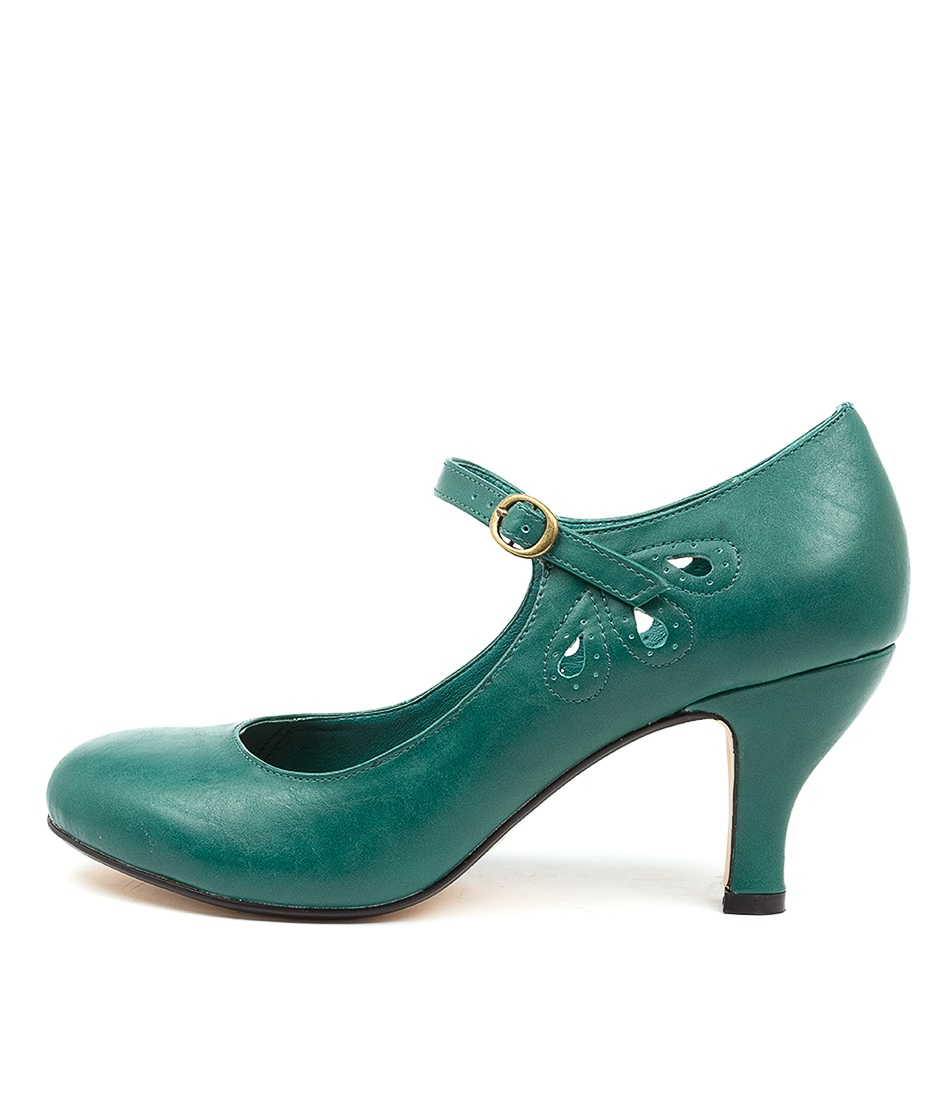 Buy I Love Billy Mendy Ocean High Heels online with free shipping