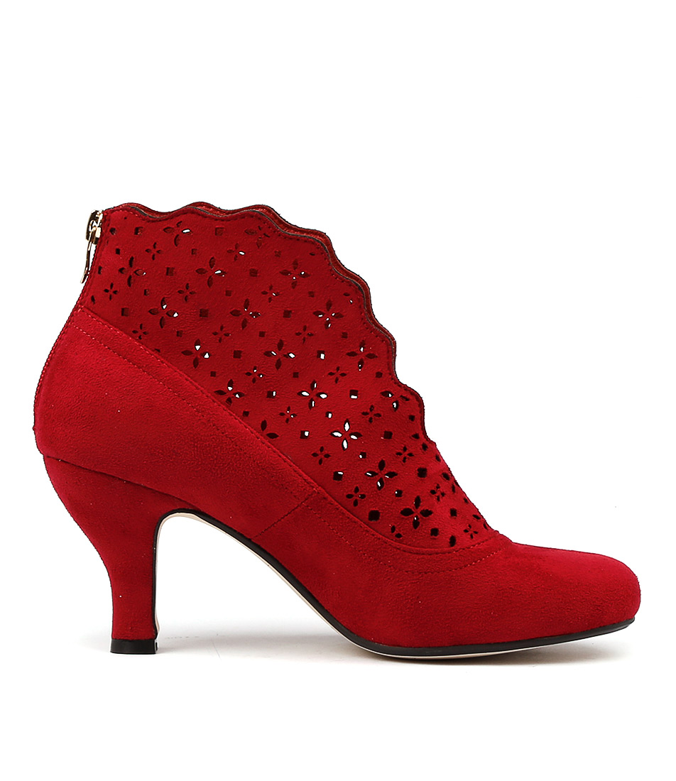 New-I-Love-Billy-Maude-Womens-Shoes-Dress-Boots-Ankle thumbnail 4