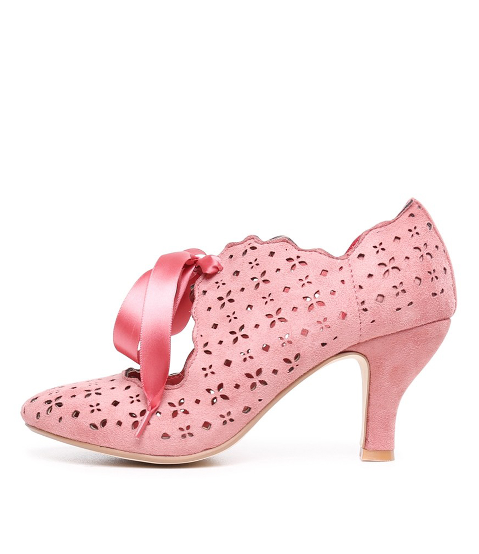 Buy I Love Billy Minna Dusty Pink High Heels online with free shipping