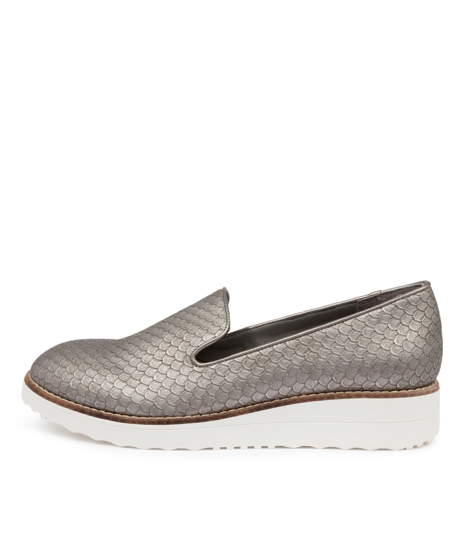 Buy I Love Billy Owens Pewter Flats online with free shipping