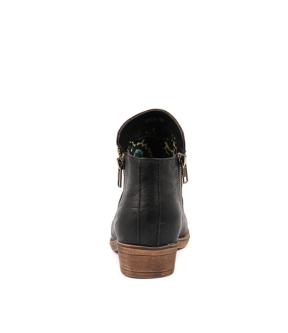 New-I-Love-Billy-Rosia-Womens-Shoes-Casual-Boots-Ankle thumbnail 13