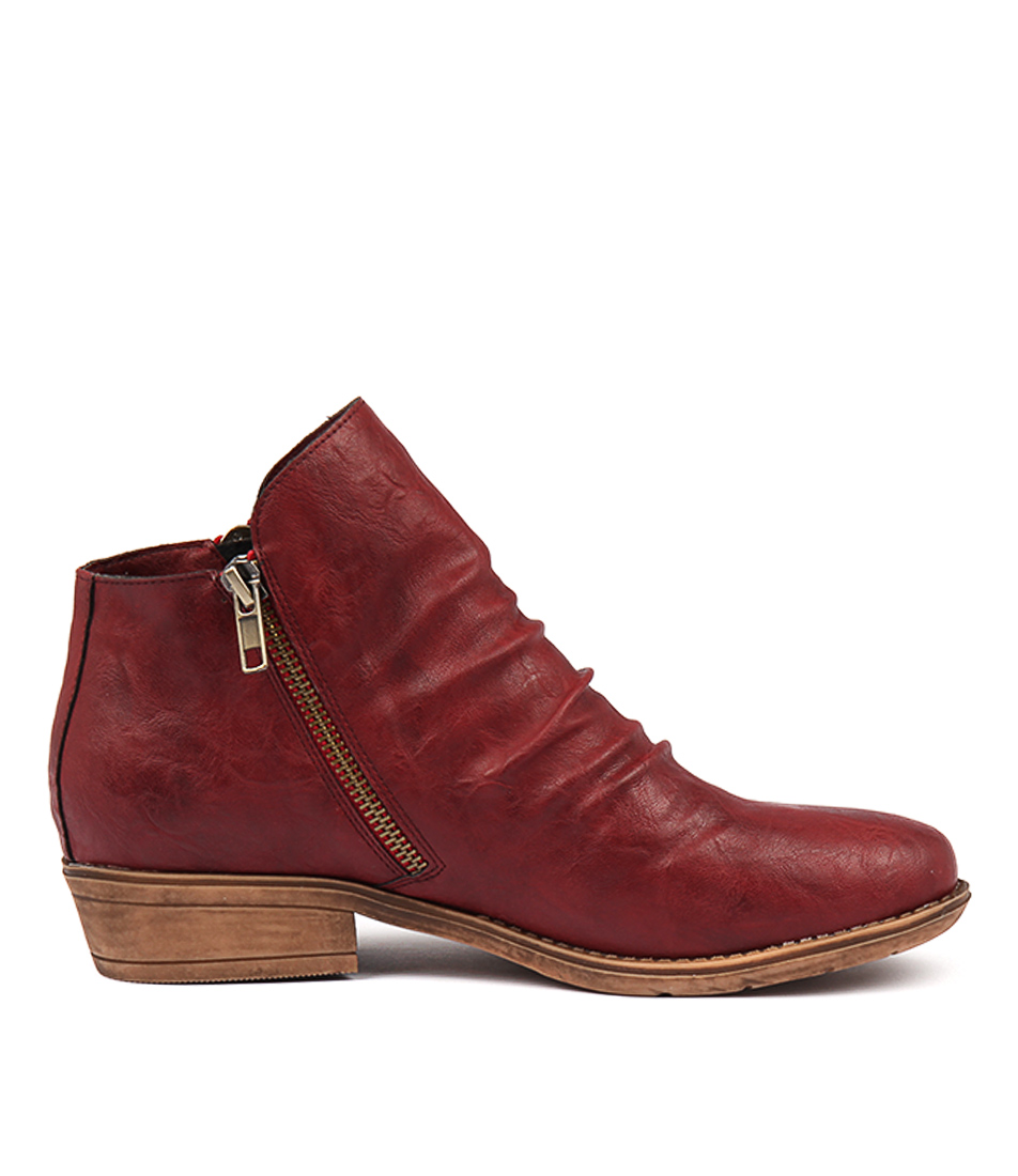 New-I-Love-Billy-Rosia-Womens-Shoes-Casual-Boots-Ankle thumbnail 4