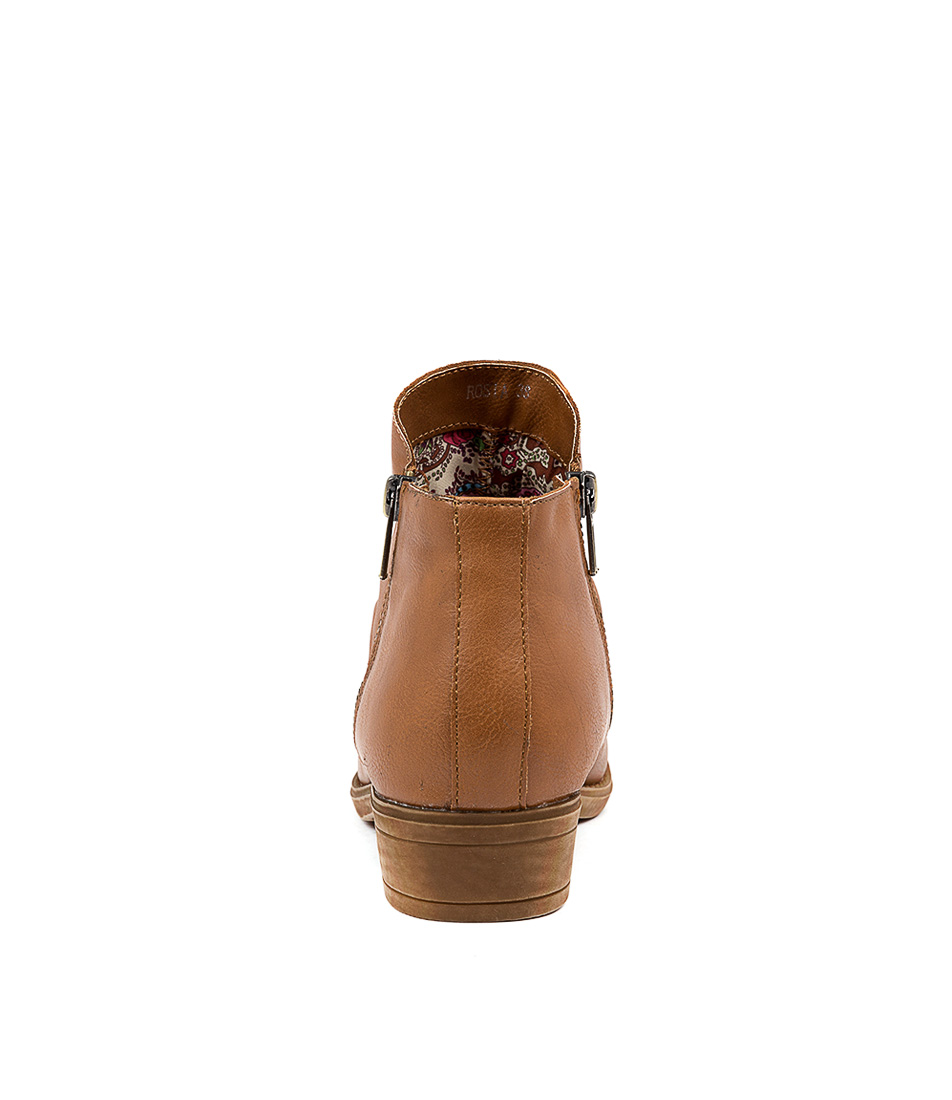 New-I-Love-Billy-Rosia-Womens-Shoes-Casual-Boots-Ankle thumbnail 23