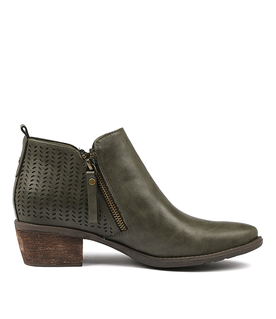New-I-Love-Billy-Scott-Womens-Shoes-Casual-Boots-Ankle thumbnail 5