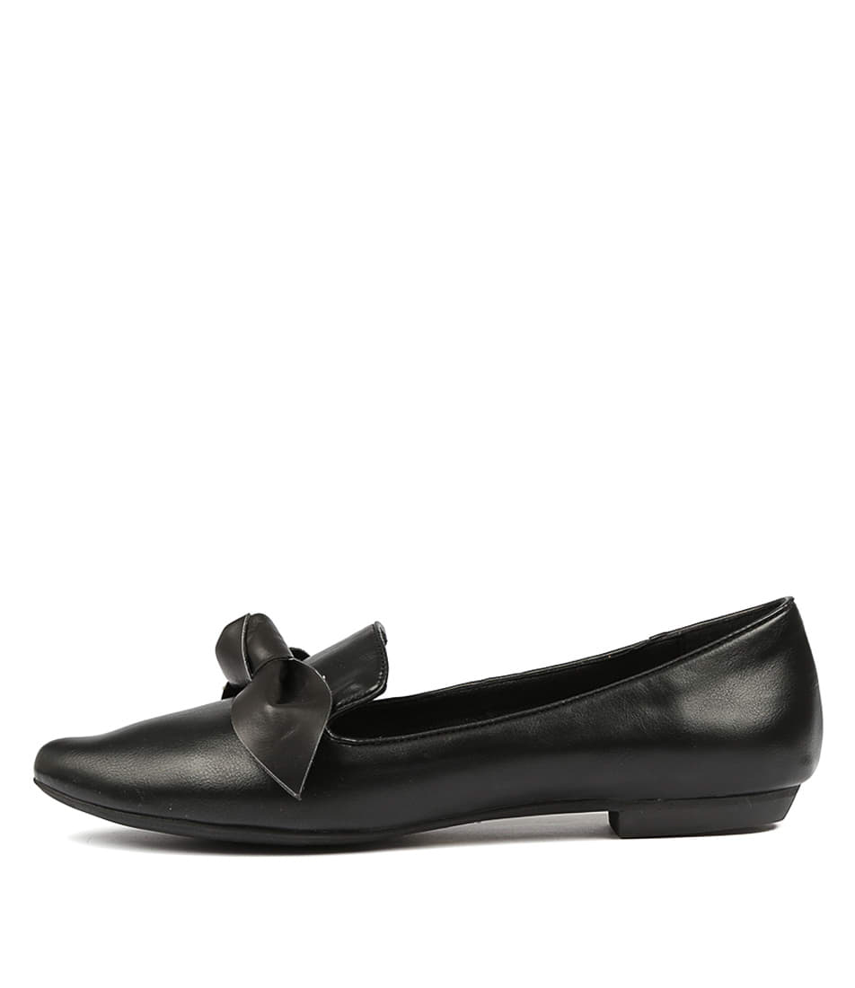 Buy I Love Billy Bowen Black Flats online with free shipping