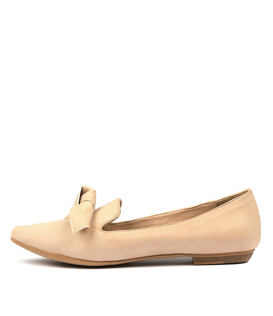 Buy I Love Billy Bowen Nude Flats online with free shipping