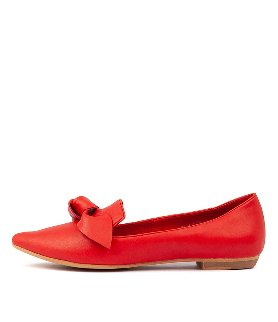 Buy I Love Billy Bowen Red Flats online with free shipping