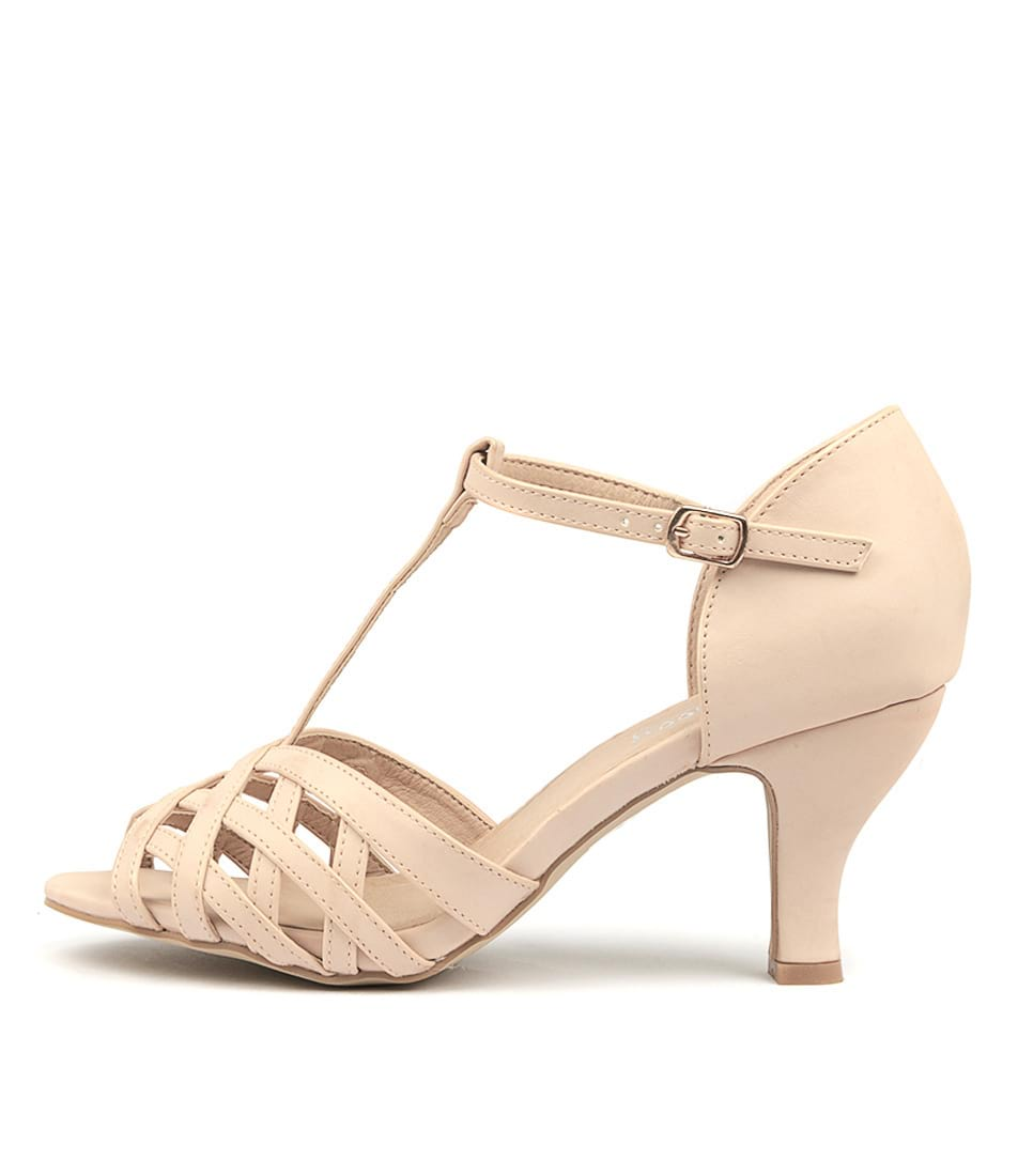Buy I Love Billy Arvel Nude High Heels online with free shipping