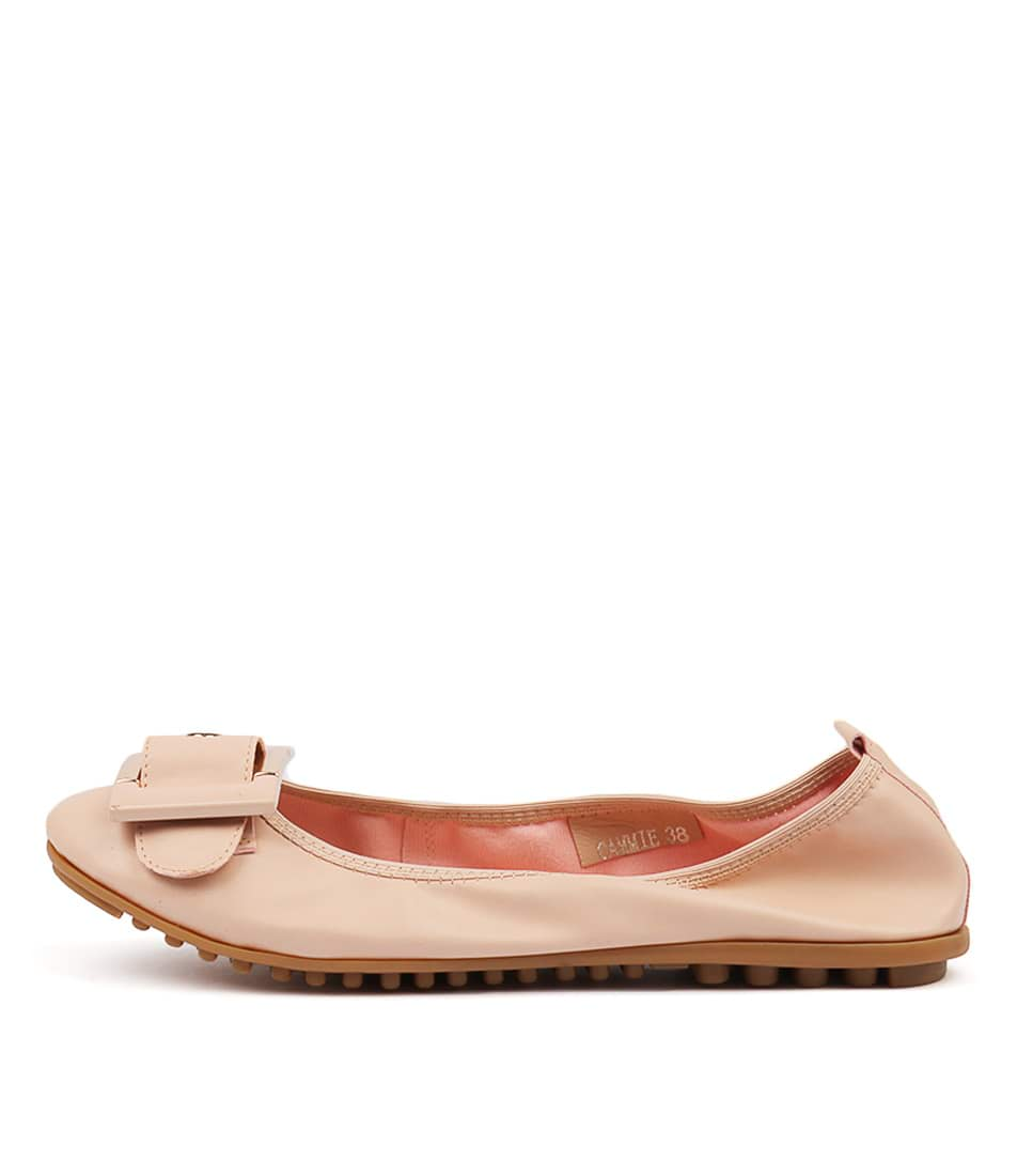 Buy I Love Billy Cammie Nude Flats online with free shipping