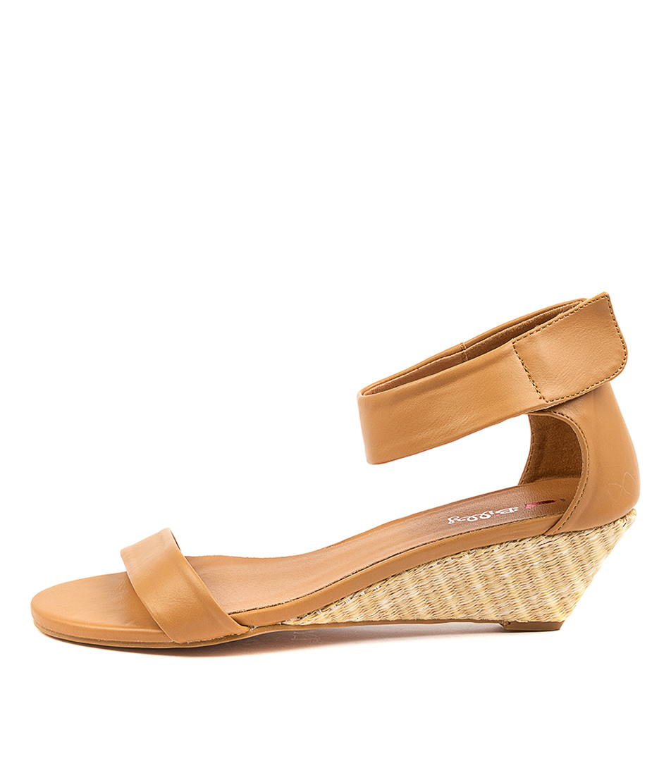 Buy I Love Billy Miesha Tan Natural Heeled Sandals online with free shipping