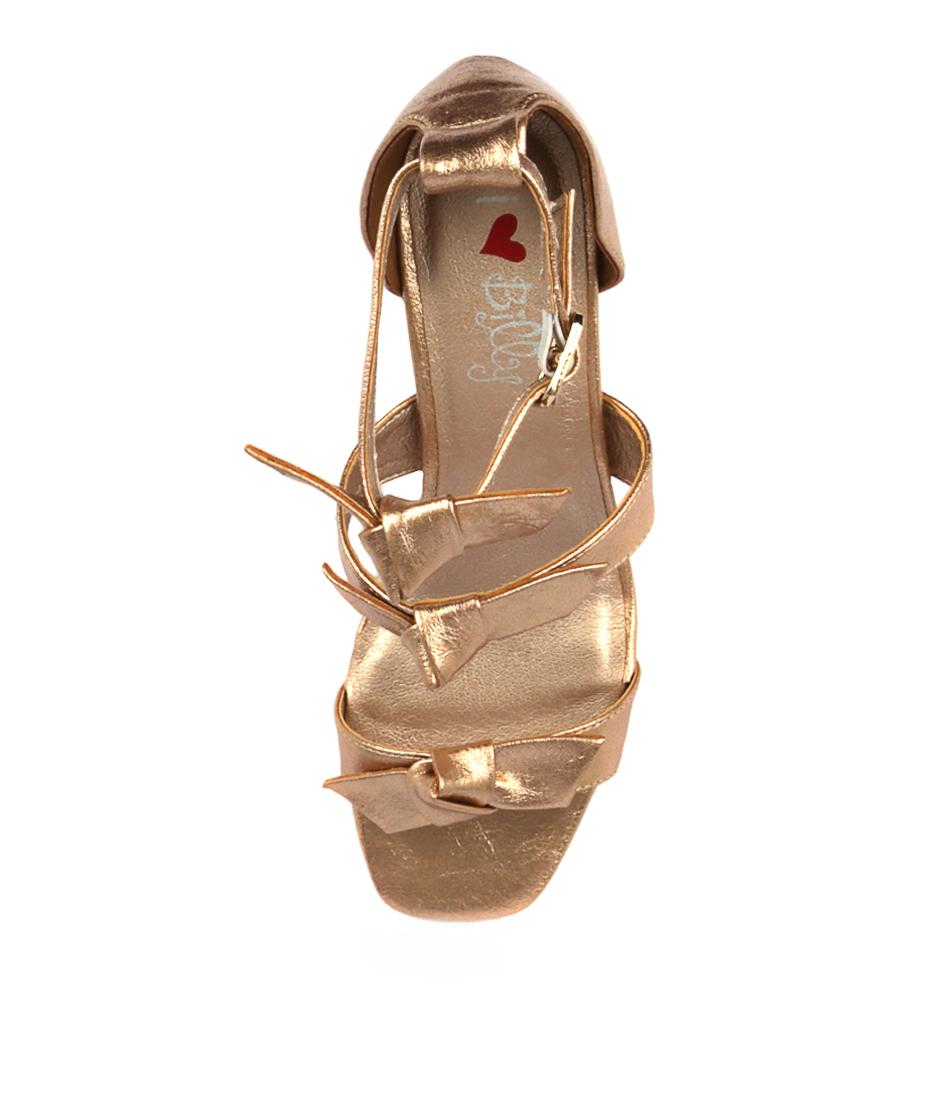 New-I-Love-Billy-Pauletta-Womens-Shoes-Dress-Sandals-Heeled thumbnail 5