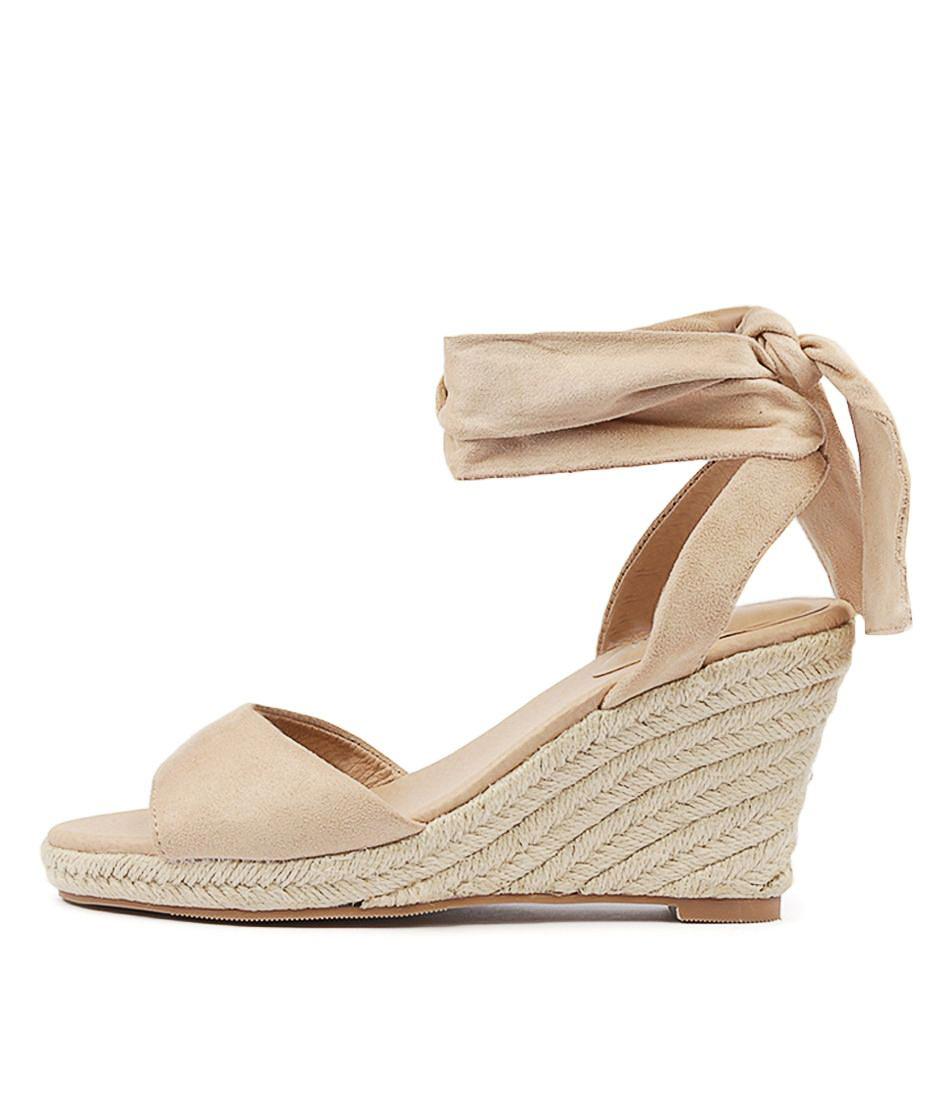 Buy I Love Billy Wilford Nude Heeled Sandals online with free shipping
