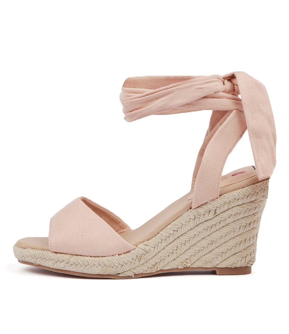Buy I Love Billy Wilford Rose Heeled Sandals online with free shipping