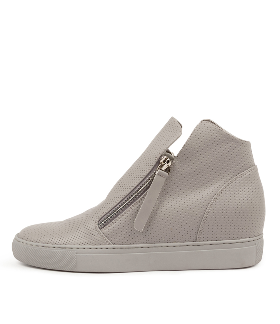 Buy I Love Billy Georgine Grey Grey Sole Sneakers online with free shipping