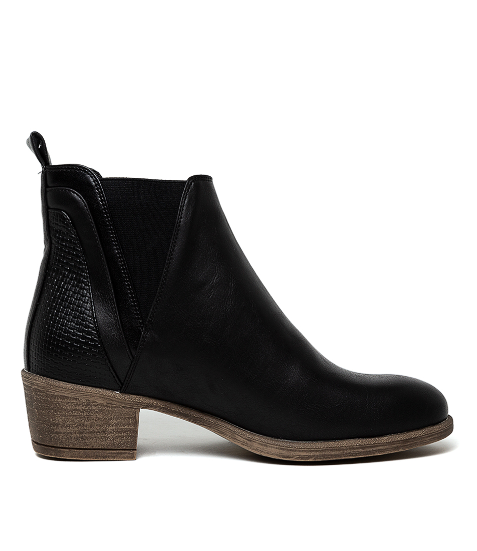 New-I-Love-Billy-Adorlee-Womens-Shoes-Boots-Ankle thumbnail 4