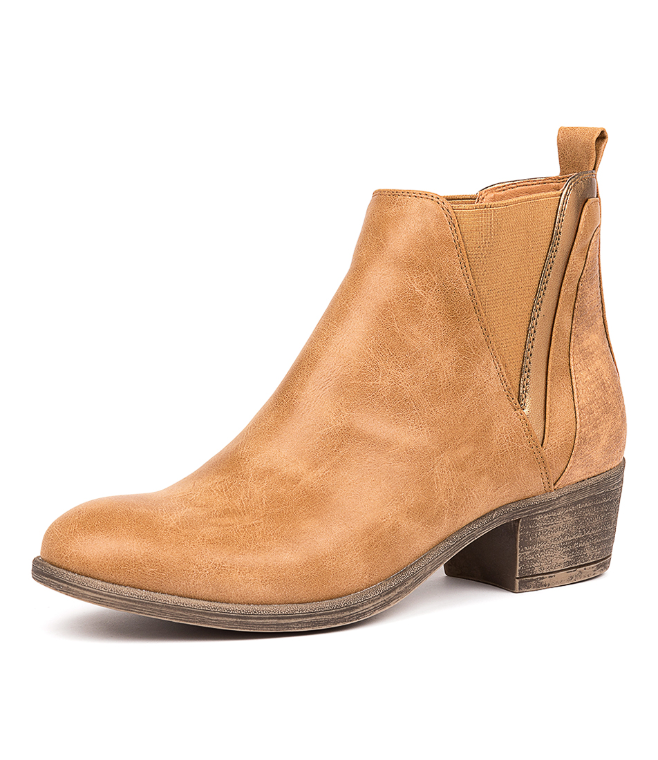 New-I-Love-Billy-Adorlee-Womens-Shoes-Boots-Ankle thumbnail 7