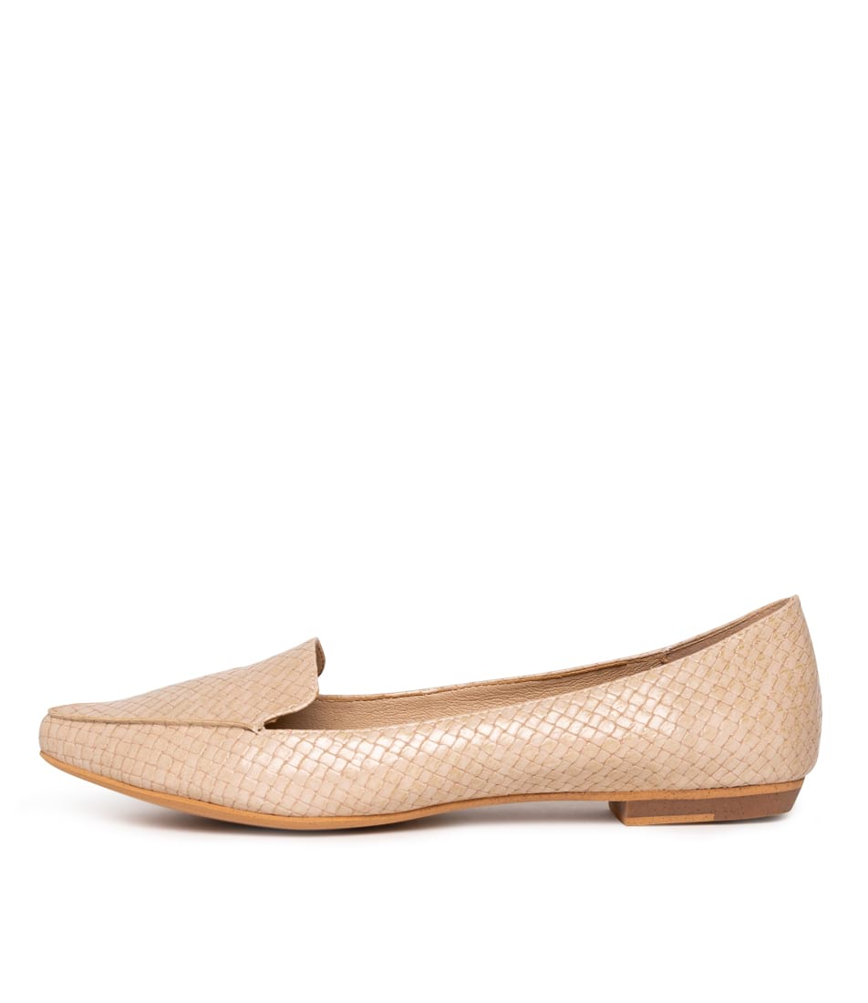 Buy I Love Billy Burleigh Putty Reptile Flats online with free shipping