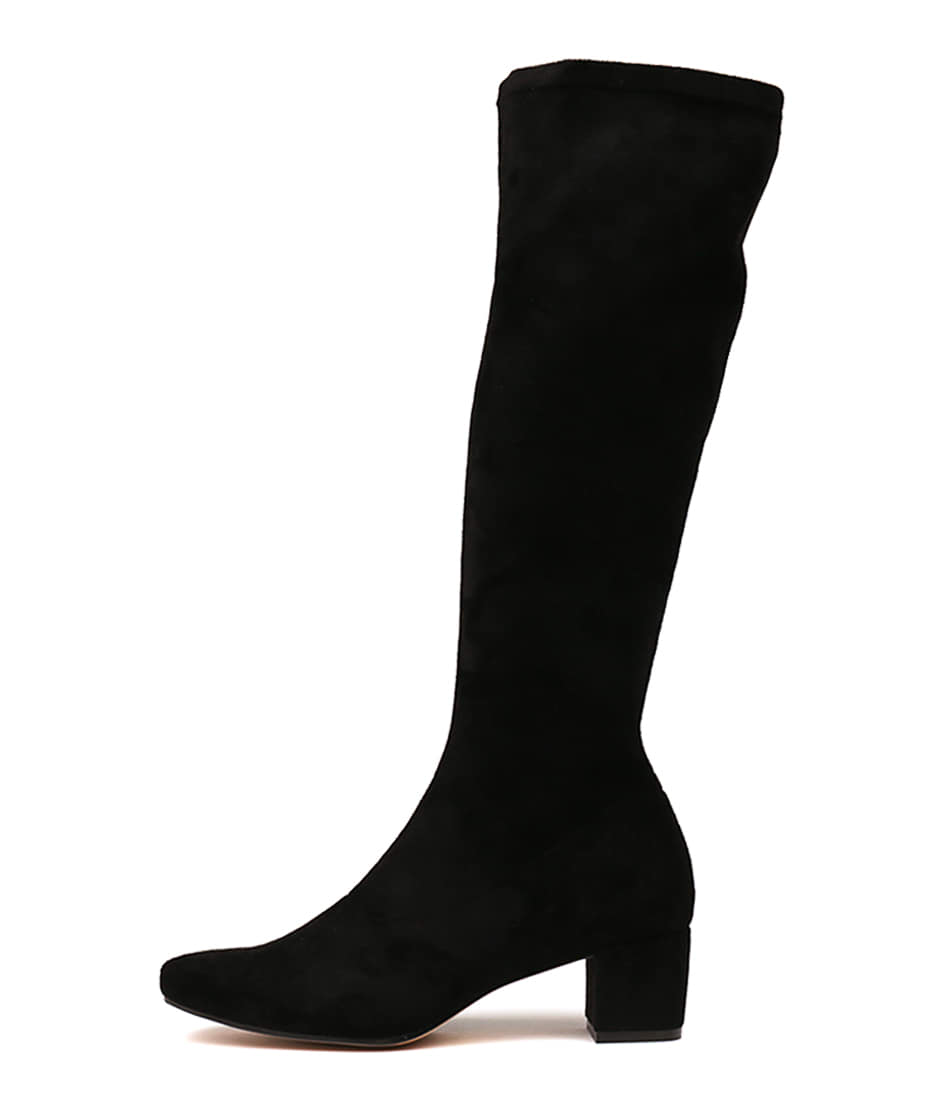 Buy I Love Billy Hoyty Black Long Boots online with free shipping