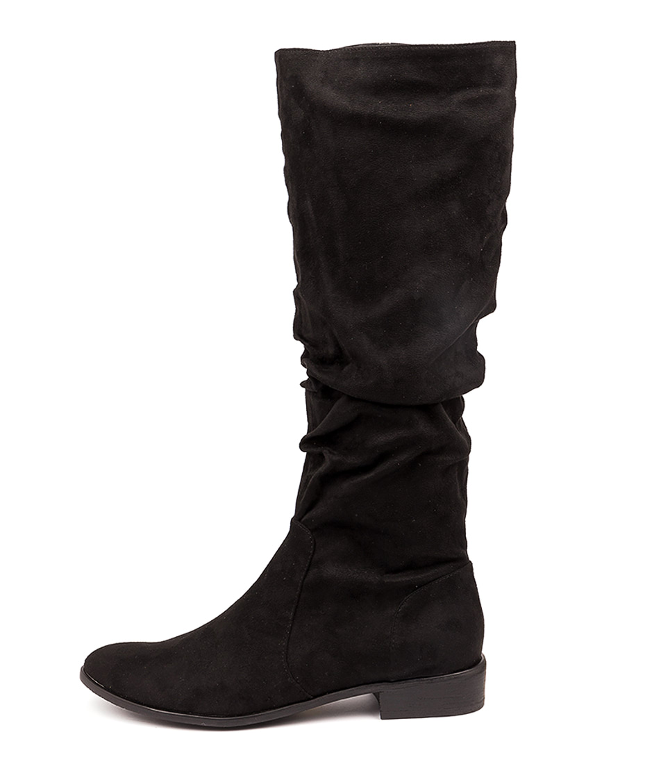 Buy I Love Billy Lirama Black Long Boots online with free shipping